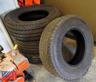 *LISTING UPDATED* Firestone LT265/70R17 Tires