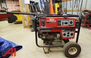 Honda 5000 Watt Portable Generator