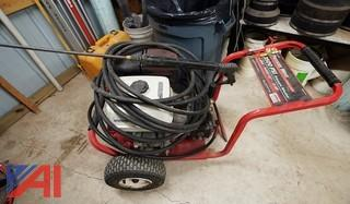 Excell 3500 PSI Portable Pressure Washer