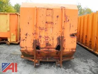 (#4) Galbreath Roll Off Container
