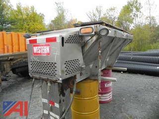 Western Stainless Steel Hydraulic Sander