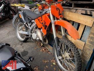 KTM 125SX Bike