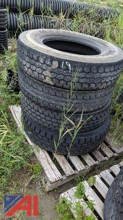 Drive Tires, 11R22.5