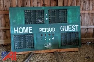 All American Scoreboard