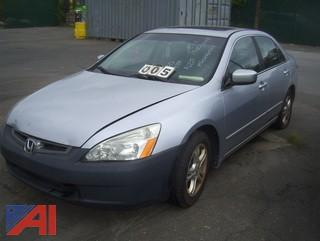 2005 Honda Accord Sedan