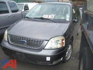Ford Windstar Van