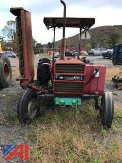 (#658) 1987 Case 385 Tractor