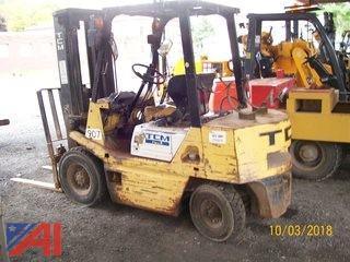 (#907) 1992 TCM FG25N2S Forklift