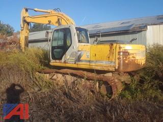 (#899) 2001 Kobelco SK210LC Excavator