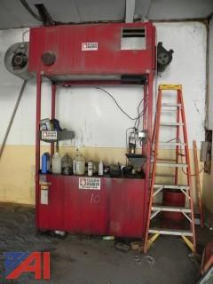 Clean Burn Waste Oil Furnace