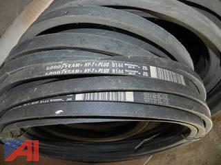 Assorted Belts for Kolman Screening Plant