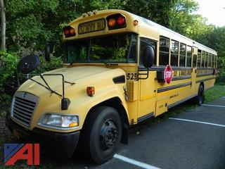 (#525) 2009 Blue Bird Vision School Bus