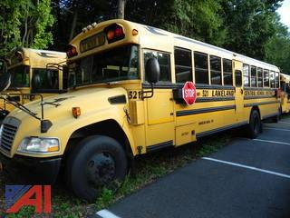 (#521) 2009 Blue Bird Vision School Bus