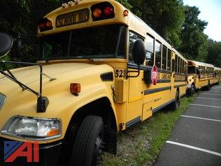 (#523) 2009 Blue Bird Vision School Bus