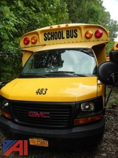 (#483) 2006 GMC Savana G3500 Mini School Bus