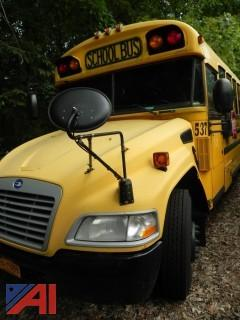 (#537) 2011 Blue Bird Vision School Bus