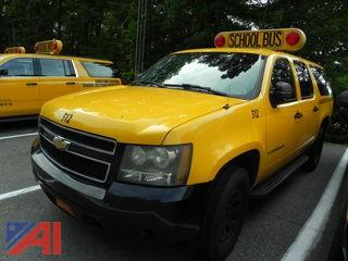 (#512) 2007 Chevy LS1500 Suburban