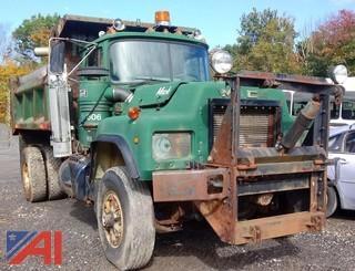 1991 Mack RD Dump Truck