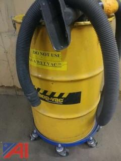 Industrial Wet/Dry Shop-Vac