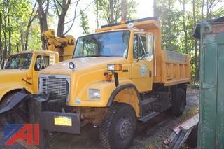 2004 Freightliner FL80 Dump Truck with Plow