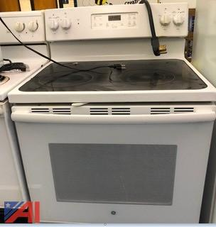 "GE 30"" Electric Stove"