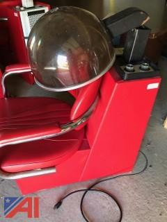 Venus Hairdresser Dryer Chairs
