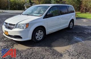 2012 Dodge Caravan Grand SE Van