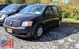 2010 Dodge Caravan Grand SE Van