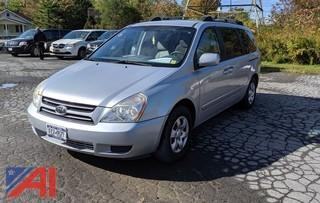2007 Kia Sedona EX LWB SUV