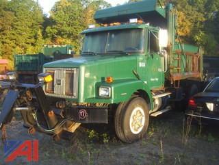 2001 Volvo WG42 Dump Truck
