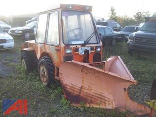 1988 Holder C500 Tractor