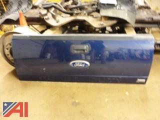 2011 Ford Super Duty Tailgate