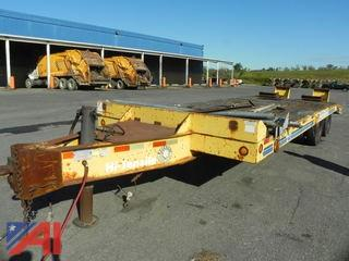 1997 Eager Beaver 12HA Trailer with Ramps