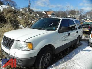 #11 2006 Ford Explorer XLS SUV