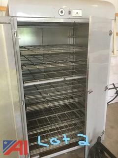 Circul-Air Fire Hose Dryer