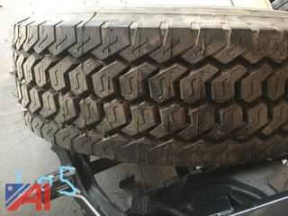 Michelin Front Tire and Rim
