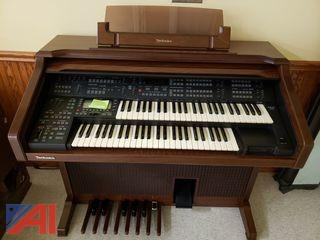 Technics Electronic Organ
