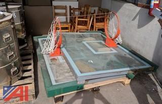 Basketball Hoops & Backboards