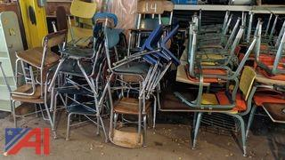 Student Desks & Chairs