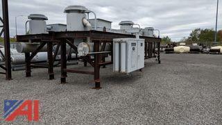 345KV Breakers & Steel Supports