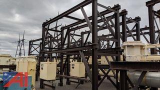 765KV Breakers & Steel Supports