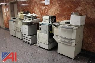 Canon, Sharp and HP Copy Machines