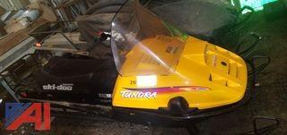 2000 Ski-Doo Tundra R Snowmobile