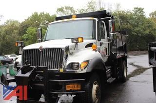 2006 International/Navistar 7300 Dump Truck with Plow