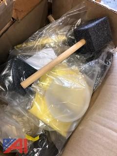 Sponge Brushes, Paint Stirrers & More