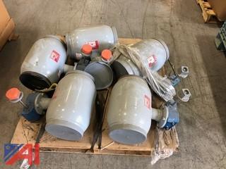 Kerotest Weldball Gas Distribution Valves