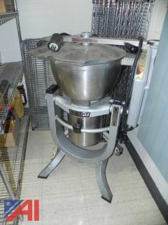 30 Quart Hobart HCM-300 Vertical Cutter/Mixer Portable
