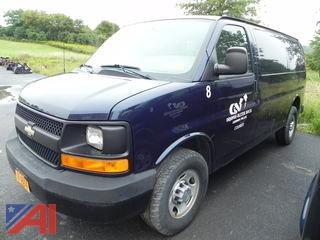 2011 Chevy Express 2500 Van