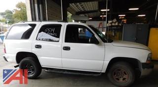 (#5514) 2006 Chevy Tahoe SUV