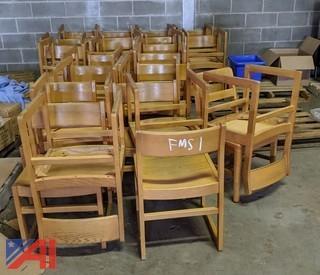 Wood Chairs